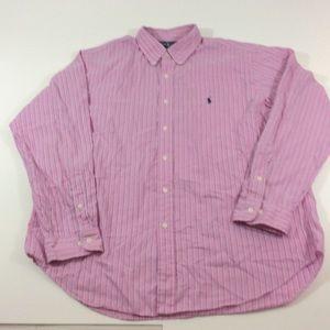 Men's Ralph Lauren button shirt, size 17 34/35