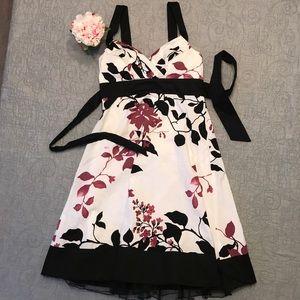 🌺 Speechless Floral Print Mini Dress 🌺