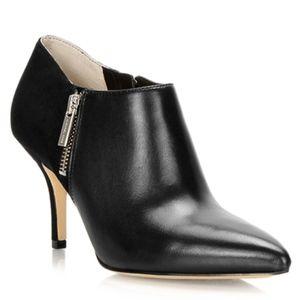 Michael Kors EUC Clara Black Booties size 6.5 IOB