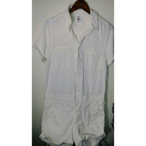 Unisex American apparel jumpsuit