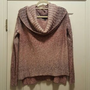 AE ombre cozy sweater!
