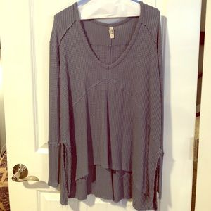 Blue grey sunset park thermal free people like new