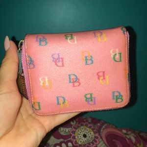 Dooney and Bourke Zippy Wallet