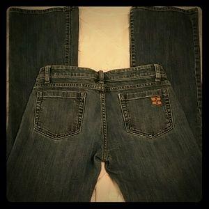 BCBG MaxAzria Bootcut Jeans