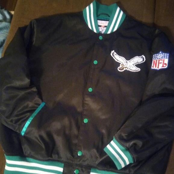 ... Philadelphia eagles varsity jack. M 59e6adebf092829f1f06ab4e 466ca7966