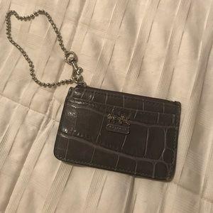 Coach ID holder