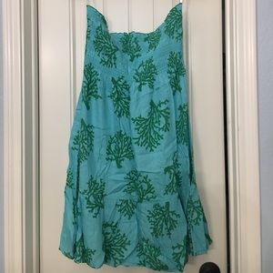 Women's bathing suit cover up