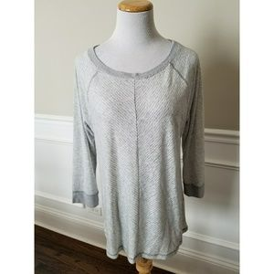 Banana Republic Grey Comfy Tunic SZ L