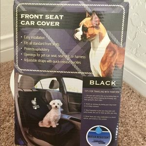 Incredible New In Box Akc Universal Car Seat Cover Dog Nwt Alphanode Cool Chair Designs And Ideas Alphanodeonline