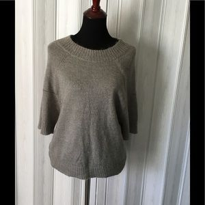 Dolman Sleeve Sweater by Ann Taylor Loft Large