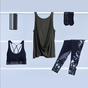 Ellie activewear September box