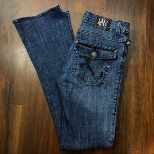 Rock & Republic Kasandra Denim Blue Jeans Bootcut
