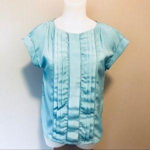 Jason Wu Target Shirt Small Light Blue Top Blouse