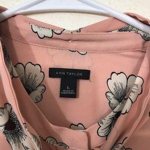 Ann Taylor Tops - Ann Taylor • Floral Blouse