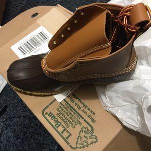 """LL Bean 6"""" Boots"""