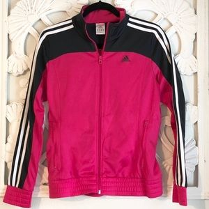 Adidas Hot Pink Track EUC