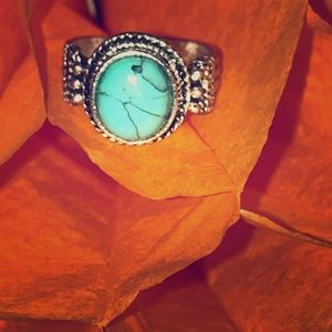Jewelry - NWT Turquoise Ring