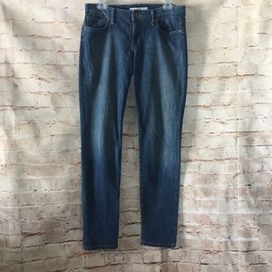 Joe's Jeans Blue Medium Wash Denim Skinny Jeans