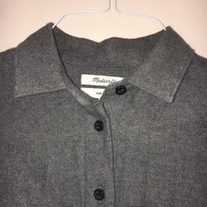 Madewell collared shirt