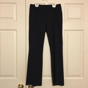 The Limited Cassidy Fit Navy Blue Pants