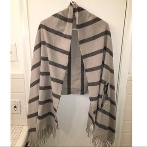 Madewell cape scarf