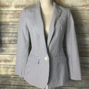 Banana Republic Women's 1 Button Blazer - Size 8