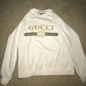 Gucci crew neck