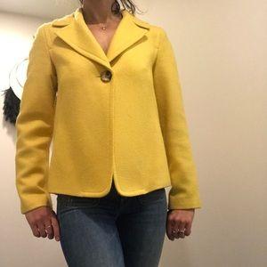 Talbots coat/swing blazer