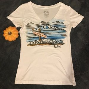 Rip Curl surf girl top
