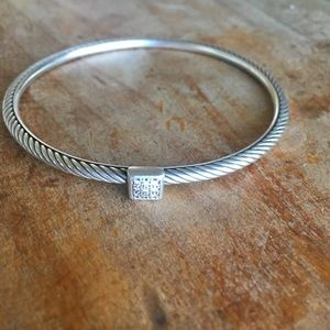David Yurman Confetti Pave Diamond Bracelet