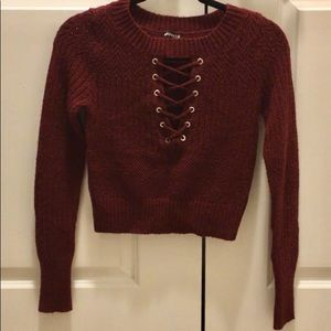 NBW Berry sweater