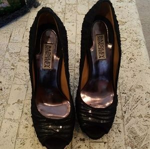 BADGLEY MISCHKA shoes size 7.