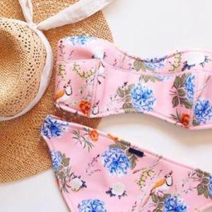 Triangl Lola rose bikini