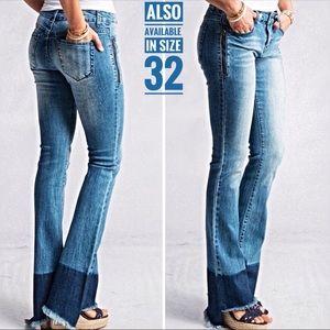 Fray Hem jeans