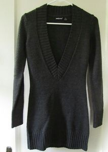 Wet Seal Sweater Dress