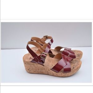 Korks Kork-ease Cecelia wedges