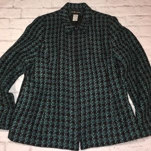 Sag Harbor fall/ winter coat size 16 - Euc