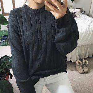 OSCAR DE LA RENTA/ cozy knit
