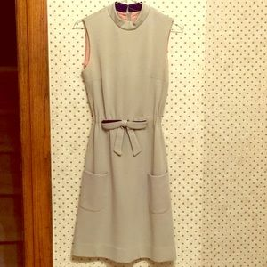Vintage Stacey Ames Dress Size 8