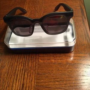 Swatch sunglasses with case