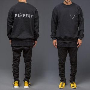 """Kanye West """"Perfect"""" Chicago Sweatshirt"""