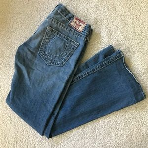 •True Religion• Bobby Big 7 Jeans