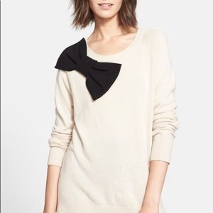 New with tags Kate Spade Slouchy Slogan Sweater