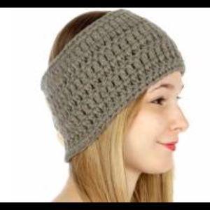 Headband knit