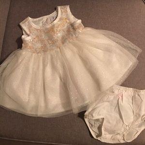 Baby Girl Dress Sequins