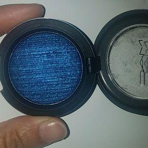 MAC Cosmetics Metalblu Metal-X Cream Eyeshadow