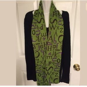 Multi color reversible scarf Nordstrom