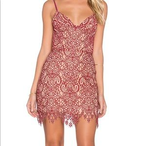 For love and lemons vika mini dress