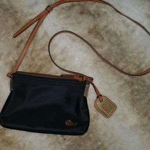 Authentic Dooney & Bourke Crossbody