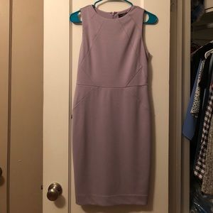 The Limited Lilac Dress